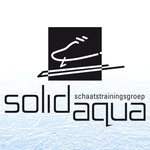 Proeftraining Solid Aqua.